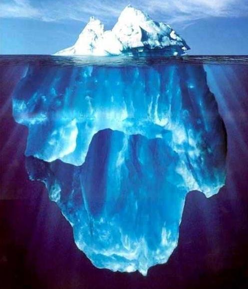 eczema is just the tip of an iceberg
